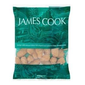James Cook Reformed Scampi