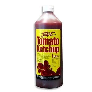 Just Tomato Ketchup
