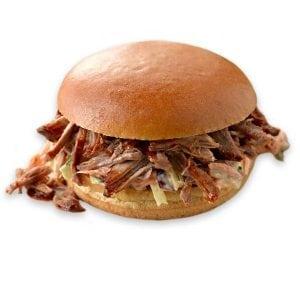 Kara Gourmet Glazed Burger