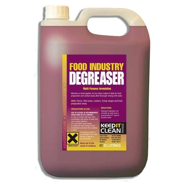 Keep It Clean Degreaser 5L