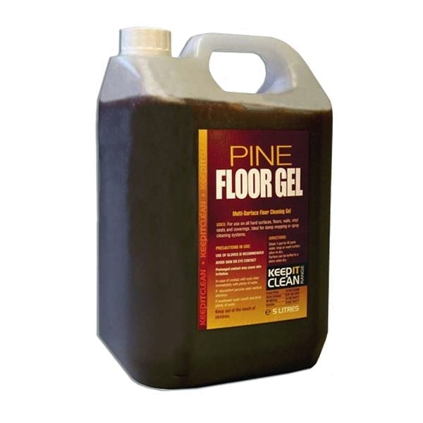 Keep It Clean Pine Floor Gel 5L