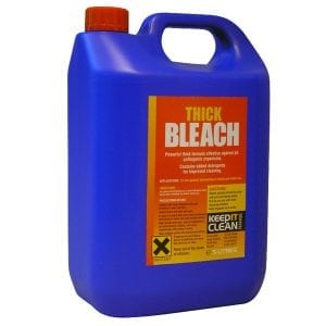 Keep It Clean Thick Bleach 5L