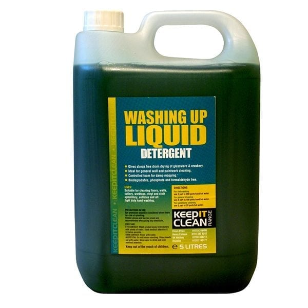Keep It Clean Washing Up Liquid 5L