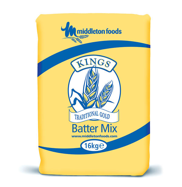 Middleton Kings Traditional Batter Flour 16kg