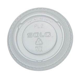 Lids for 2oz Clear Cups