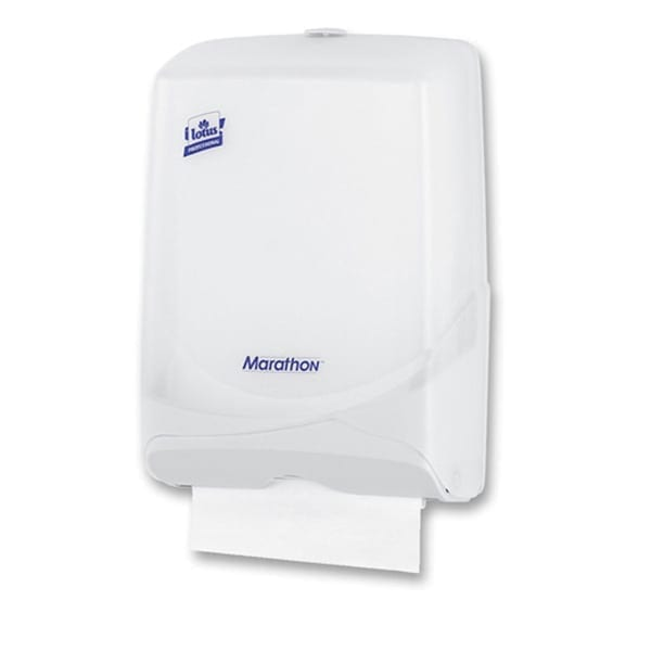 Hand Towel Dispenser B Q: Marathon Hand Towel Dispenser