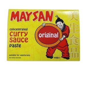 Maysan Curry Paste