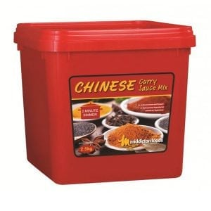 Middleton Chinese Curry 2.5kg