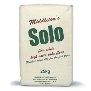 Middleton Solo High Ratio Flour