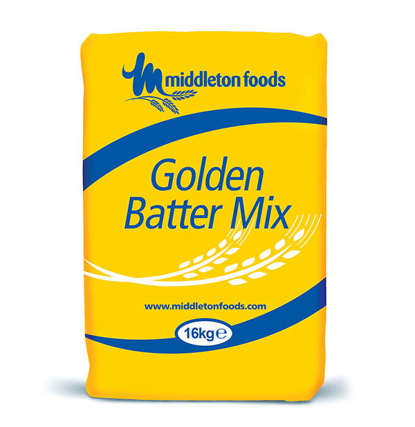 Middleton Golden Batter Flour 16kg