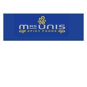 Mrs Unis Logo
