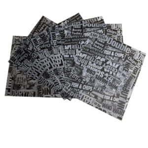 Newsprint Greaseproof paper