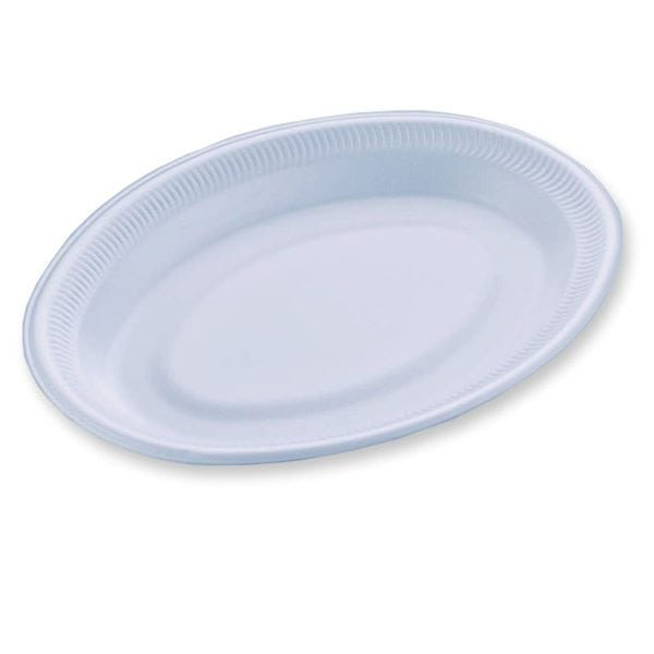 Oval Poly Plates