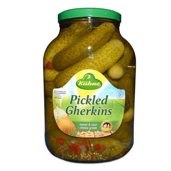 Pickled Gerkins