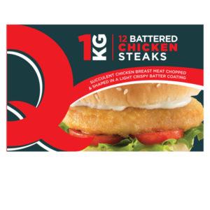 Q Chicken Steaks