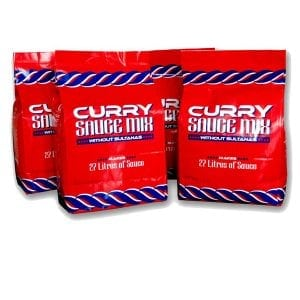 Q Curry without Fruit 4.54kg