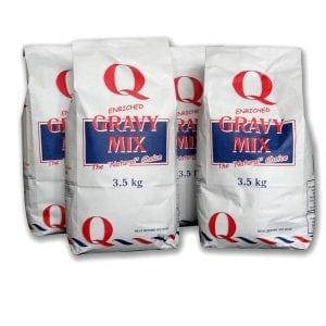 Q Gravy Mix 3.5kg