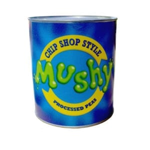 Q Mushy Peas