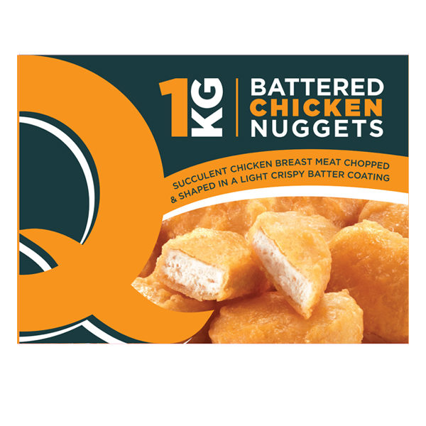 Q Chicken Nuggets
