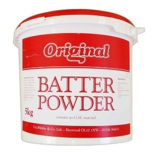 Q Original Batter Powder 5kg