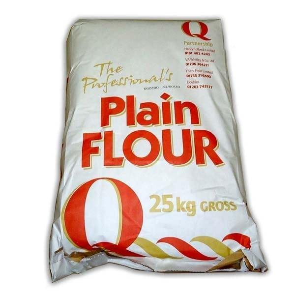 Q Plain Flour