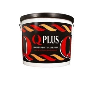 Q Plus Vegetable Oil