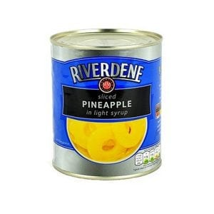 Riverdene Pineapple Slices in Syrup