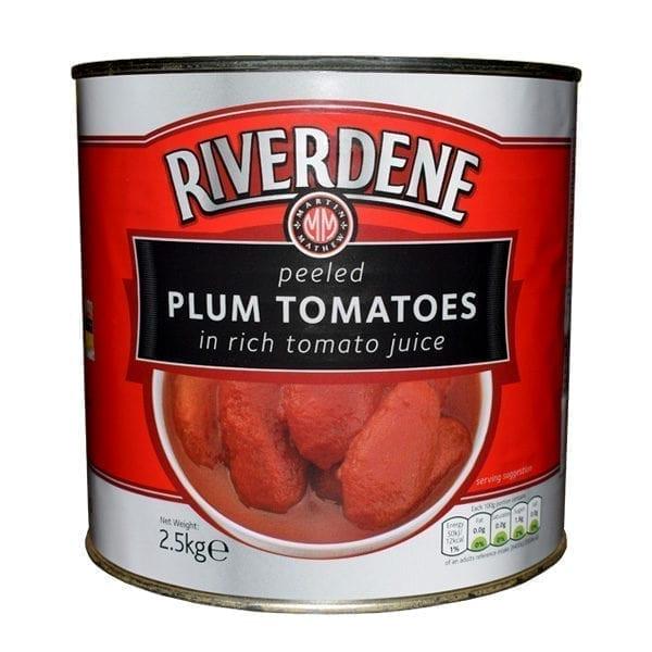 Riverdene Plum Tomatoes