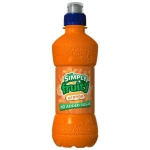 Simply Fruity Orange