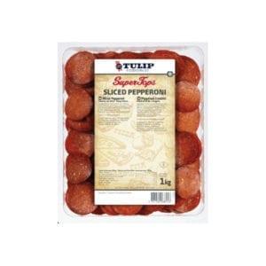 Sliced Pepperoni SuperTops