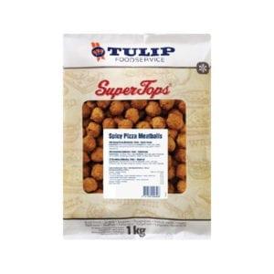 Spicy Meatball SuperTops