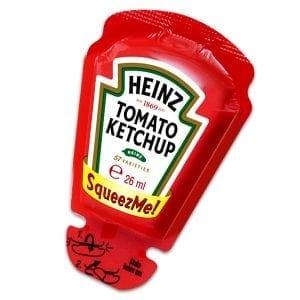 Heinz Tomato SqueezMe