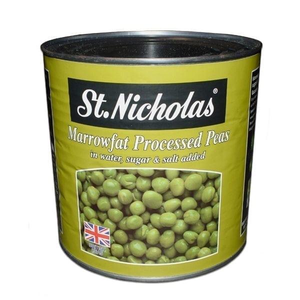 St Nicholas Marrowfat Peas