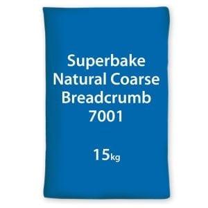 Superbake Breadcrumbs 15kg