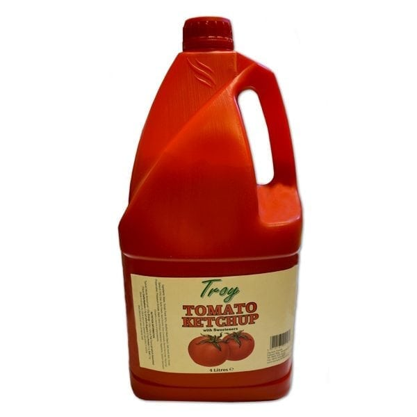 Troy Tomato Ketchup