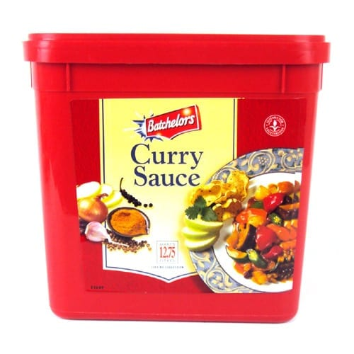 Batchelors Curry Sauce 2.5kg