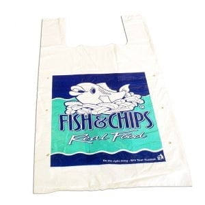 Whopper Printed Fish & Chip Carriers 1000