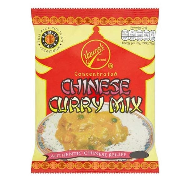 Yeungs Chinese Curry 30x660g