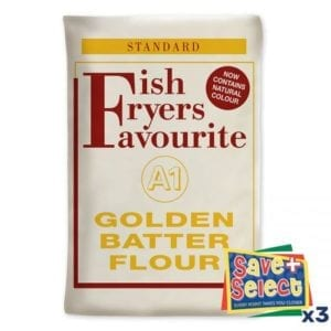 A1 Golden Batter Flour
