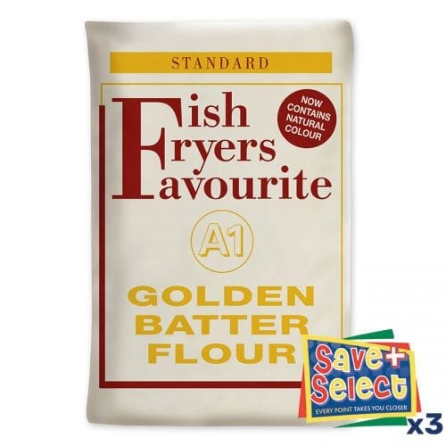 A1 Golden Batter Flour