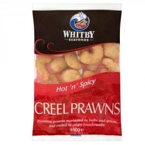 Whitby Hot and Spicy Prawns