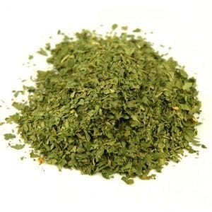 Rubbed Parsley