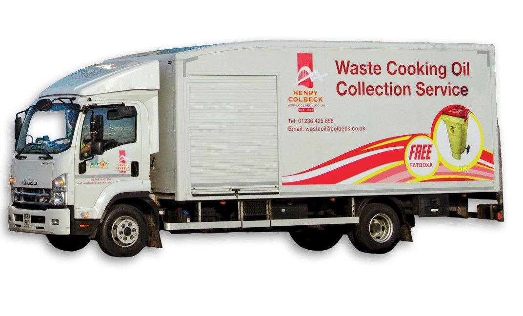 Henry Colbeck Waste Oil Collection Lorry