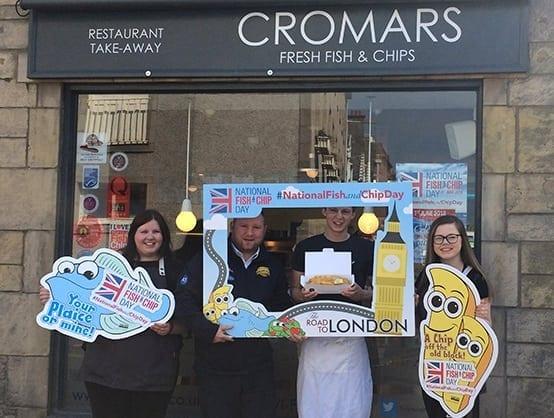 Cromars Fish & Chips