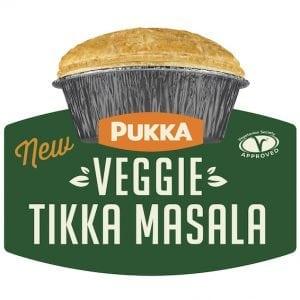Pukka Veggie Tikka Masala Pie