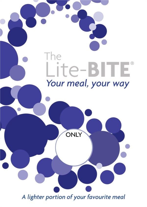 Lite Bite Meal Poster