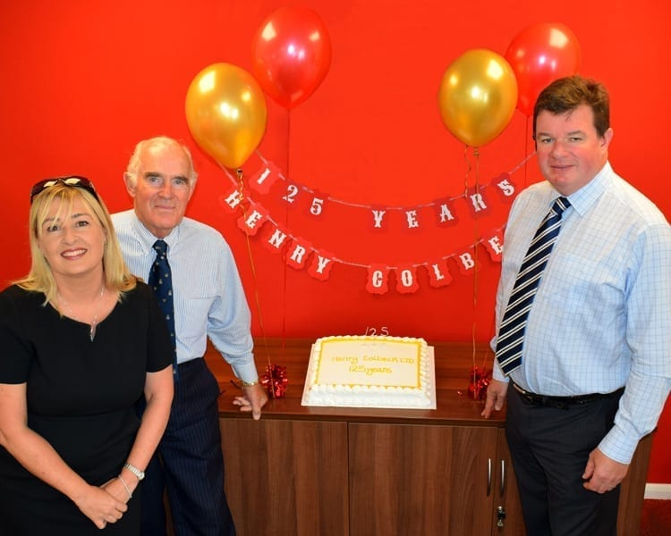 Henry Colbeck celebrate 125 years