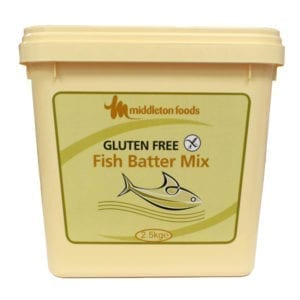 Middleton Gluten Free Batter Mix