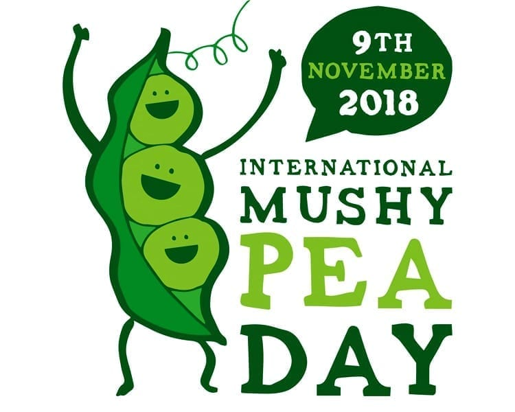 International Mushy Pea Day
