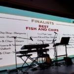 Best Fish & Chips Finalists
